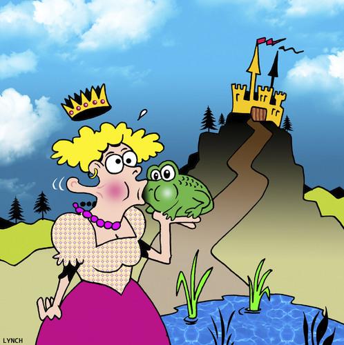 Success Story No More Frog-Kissing