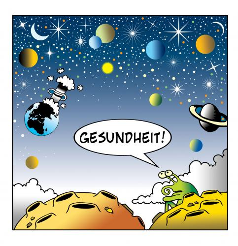 Cartoon gesundheit medium by toons tagged gesundheit sneezing