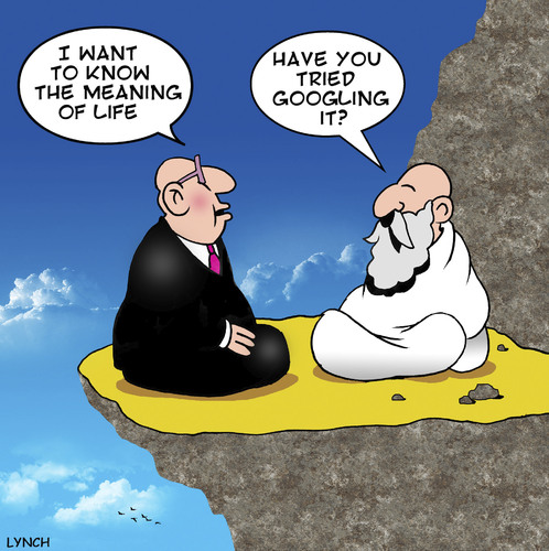 Cartoon: meaning of life (medium) by toons tagged the,meaning,of,life ...