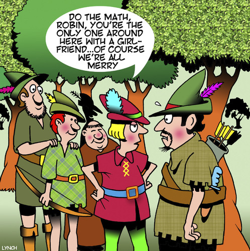 Cartoon: Robin and his very merry men (medium) by toons tagged gay,robin,hood,merry,men,sherwood,forest,coming,out,maid,marion,gay,robin,hood,merry,men,sherwood,forest,coming,out,maid,marion