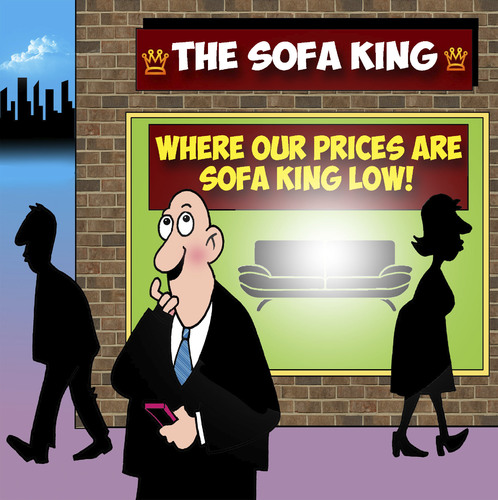 Sofa King Low