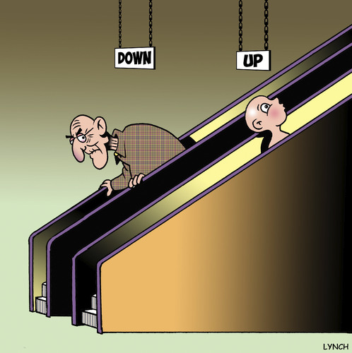 The meaning of life By toons | Media & Culture Cartoon ...