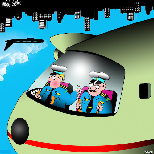 Cartoon: Upside down (medium) by toons tagged airline,pilots,flight,airlines,air,safety,upside,down,airline,pilots,flight,airlines,air,safety,upside,down