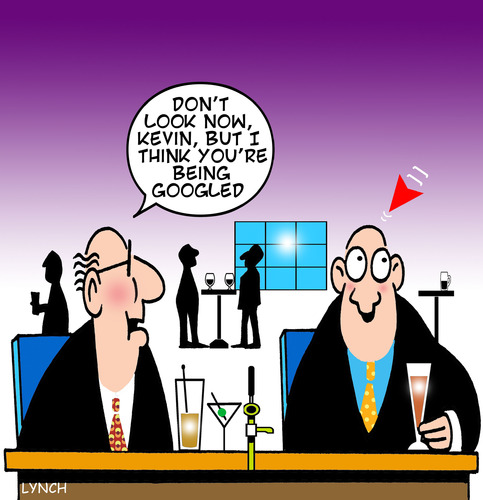 Online dating cartoon in Sydney