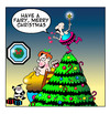 Cartoon: a fairy merry christmas (small) by toons tagged xmas,christmas,tree,gay,homosexual,gifts,yuletide,decorations