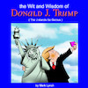 Cartoon: A new book (small) by toons tagged trump,book,wit,and,wisdom,of,donald,quotes,cartoons