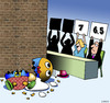 Cartoon: And your score is... (small) by toons tagged humpty,dumpty,fairy,tales,olympic,diving,judges