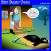 Cartoon: Angel of death (small) by toons tagged social,distancing,coughing,hygene,coronavirus,covid,19