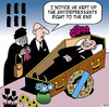 Cartoon: Antidepressants (small) by toons tagged antidepressants,depression,drugs,valium