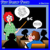 Cartoon: BC (small) by toons tagged coronavirus,bc,covid,19,teachers,students