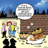 Cartoon: cholesterol (small) by toons tagged humpty,dumpty,eggs,cholesterol,scrambled,diet,fairy,tales