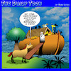 Cartoon: Couples cruising (small) by toons tagged ark,unicorn,animals,noah,need,date