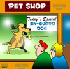Cartoon: en guard dog (small) by toons tagged animals,dogs,pets,pet,shop,sales,fencing,sport,sword,fighting,guard,dog,burglars,canine,olympic