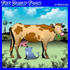 Cartoon: Farm cat (small) by toons tagged cats,cows,milk,farming