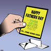 Cartoon: Fathers day card (small) by toons tagged fathers,day,sperm,bank,donor,fatherhood,sex,masterbation