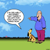 Cartoon: Fetch (small) by toons tagged apps,fetching,the,ball,dogs,dog,tricks