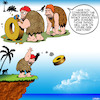 Cartoon: Fossil fuels (small) by toons tagged the,wheel,cars,inventions,caveman,future,generations