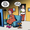 Cartoon: Gay marriage (small) by toons tagged same,sex,marriage,gay,lgbt,on,tv