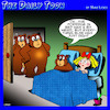 Cartoon: Goldilocks (small) by toons tagged fairy,tales,goldilocks,and,the,three,bears,porridge
