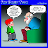 Cartoon: Growing up (small) by toons tagged childhood,growing,up,grandfathers