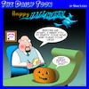 Cartoon: Halloween (small) by toons tagged pumpkin,halloween