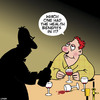 Cartoon: Health benefits of red wine (small) by toons tagged red,wine,health,benefits,of,drunk,vino,alcohol