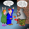 Cartoon: Hold up (small) by toons tagged kids,armed,robbery,hold,up,bad,children