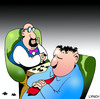 Cartoon: jigsaw puzzle (small) by toons tagged psychiatrist,psycology,puzzles,jigsaw,games