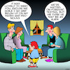 Cartoon: Manners (small) by toons tagged unusual,child,aliens,manners,study,verbs,pronouns