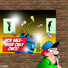 Cartoon: Only used once (small) by toons tagged golf,sport,clubs,anger,sales,course