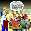 Cartoon: Please start now (small) by toons tagged smart,phones,stare,at,your,phone,checking