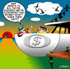 Cartoon: Suckers (small) by toons tagged money,wealth,boating,luxury,yacht,happiness,cant,buy,super,rich,champagne,wine,suckers,cigars,vs,poor