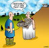Cartoon: sundial time (small) by toons tagged sundial,watch,clock,timepiece,time,greece,ancient,times