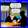 Cartoon: The Devil (small) by toons tagged ex,wife,devil,evil