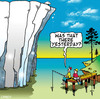 Cartoon: was that there yesterday (small) by toons tagged global,warming,polar,bears,environment,icebergs