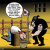 Cartoon: Weight off your shoulders (small) by toons tagged guillotine,weight,off,your,shoulders,beheading,executioner,medievil,times,chopping,block,nervous,the,first,time