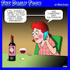 Cartoon: Wine club (small) by toons tagged wine,drinking,cabernet,club