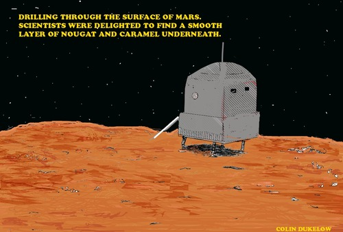 funny pictures from mars - photo #48