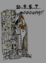 Cartoon: Blast Off Fail (small) by Toonstalk tagged shuttle,launch,fail,failure,malfunction,disaster,mistakes,blastoff