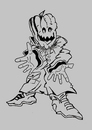 Cartoon: HAPPY HALLOWEEN (small) by Toonstalk tagged halloween,jackolantern,pumpkinhead