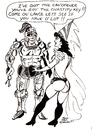 Cartoon: HOT KNIGHTS AND DAMSELS (small) by Toonstalk tagged knights damsels sex lust sexy camelot lancelot