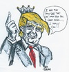 Cartoon: King Donald will fix us all (small) by Toonstalk tagged trump,politics,usa,republican,election,president,elected,political,america,economy,world,relations