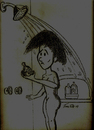 Cartoon: MAGIC SHAMPOO (small) by Toonstalk tagged shampoo,hair,wet,shower,naked,lady