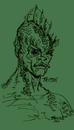 Cartoon: TRITON (small) by Toonstalk tagged triton,inhuman,marvel,comics,fantastic,four