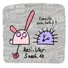 Cartoon: Hasi 23 (small) by schwoe tagged hase,hasi,uhr,zeit,igel