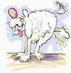 Cartoon: Dirty Dog (small) by Nige W tagged cartoon,dog,vector