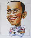 Cartoon: Lewis Hamilton Caricature (small) by Nige W tagged lewis,hamilton,cartoon,caricature
