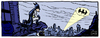 Cartoon: Batman and Mickey (small) by gud tagged batman mickey mouse comics