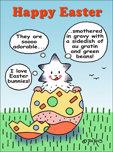 zedulot funny easter bunny cartoon pictures