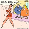 Cartoon: Fantasizing (small) by Piero Tonin tagged piero,tonin,woman,women,girl,girls,sex,sexy,sexual,undress,nude,fantasy,fantasies,erotic,boobs,tits,ass,butt,butts